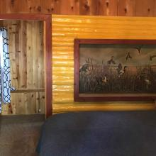 Ashton Log Cabin Rentals - Cabin 9 Bed